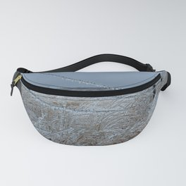 Kansas Icy Fence Fanny Pack