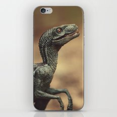Raptor iPhone & iPod Skin