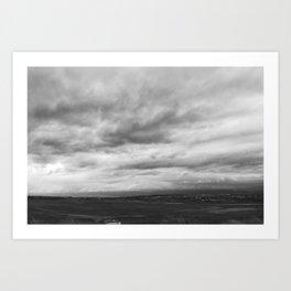 Minimal 1 Art Print