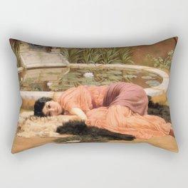Dolce far Niente Rectangular Pillow