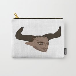 The Iron Bull Carry-All Pouch