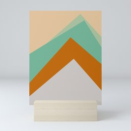 The Nordic Way VI Mini Art Print