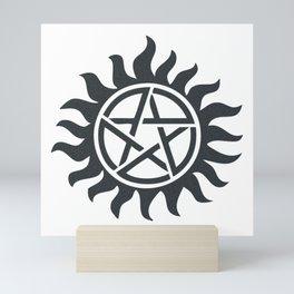 Supernatural Tattoo Mini Art Print