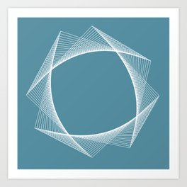 Array 2 Art Print