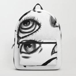 TOO MANY EYES Backpack