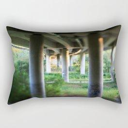 Underpass Rectangular Pillow
