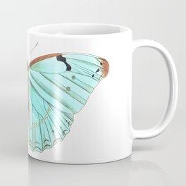 Butterfly Flutter By Coffee Mug