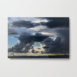 Cumulus Creations Metal Print