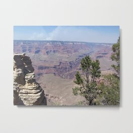 "Grand Canyon  ""peaceful'' Metal Print"