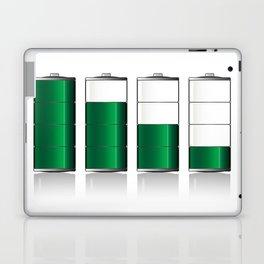 Battery Charge Indicator Laptop & iPad Skin