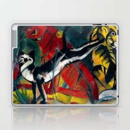 "Franz Marc ""Three Cats (Drei Katzen)"" Laptop & iPad Skin"
