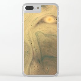 Watching Clear iPhone Case