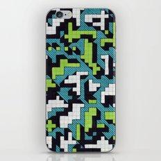 Bad at Tetris iPhone & iPod Skin