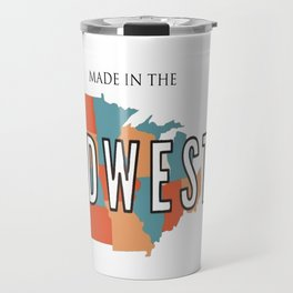 Made InThe Midwest Travel Mug