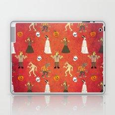 Unicorn Halloween Pattern Laptop & iPad Skin