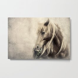 MINT JULEP - OLD FRIENDS COLLECTION Metal Print