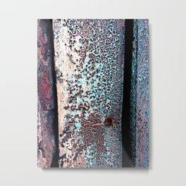 Paintcrawling16 Metal Print