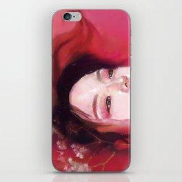 Floral Bath iPhone Skin