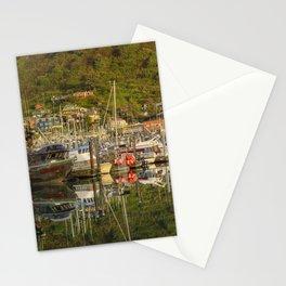 Kodiak, Alaska St. Paul Harbor Stationery Cards