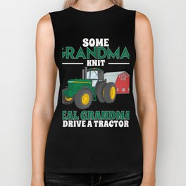 Costume For Tractor Driver. Best Shirt Biker Tank