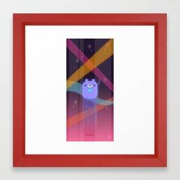 Super Ross! Framed Art Print