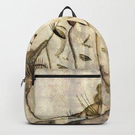 Silence shower Backpack
