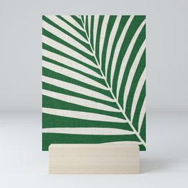 Minimalist Palm Leaf Mini Art Print