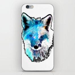 Space Fox no2 iPhone Skin