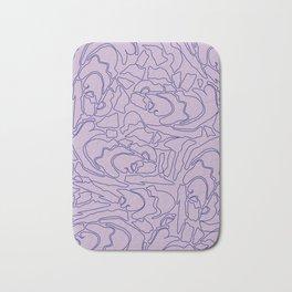 Pastel Pattern II Bath Mat
