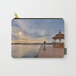Alexandria Bay Sunset Carry-All Pouch