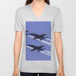 Blue Angels Unisex V-Neck
