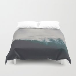 Dearly Departed Duvet Cover