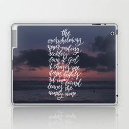 Reckless Love Laptop & iPad Skin