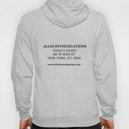 Jessica Jones - Alias Investigations Hoody
