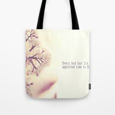 Appointed Bloom Tote Bag