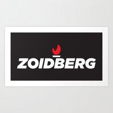 Zoidberg Art Print