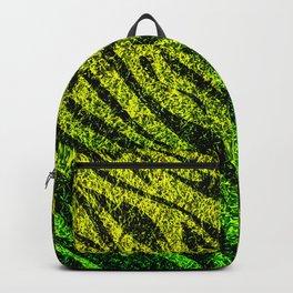 Nature Alive - Tiger Grass Animal Pattern Backpack