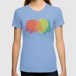 #SameDifference Heads T-shirt