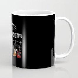 Loud and Proud Guitars Coffee Mug