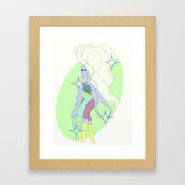 Opal (Steven Universe) Framed Art Print