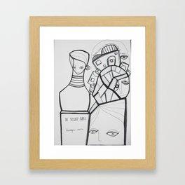 ItalianArt Framed Art Print