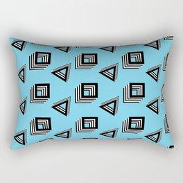 Basic shapes Rectangular Pillow