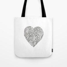 Heart I Tote Bag