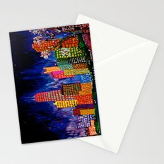 Chicago Night Life Stationery Cards