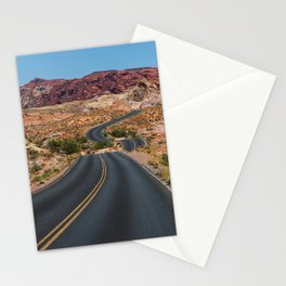 Valley of Fire - Nevada USA Stationery Cards