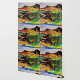 Colorful Dunes Wallpaper