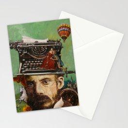 the Novelist Stationery Cards