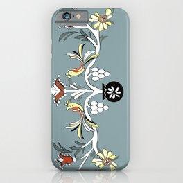 The Blue Design iPhone Case