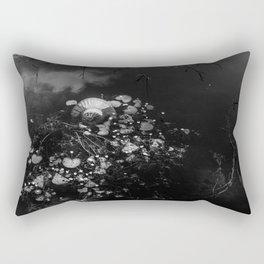 Asian poetry Rectangular Pillow