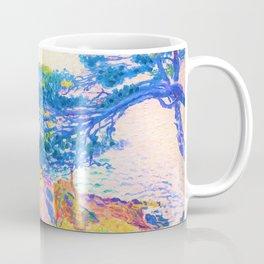 Henri Edmond Cross -Kap Layet - Digital Remastered Edition Coffee Mug